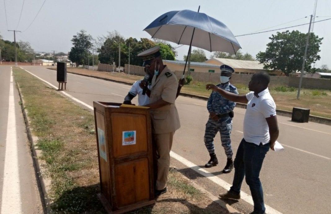JNP 2020 à Kong : le préfet met en garde les dozos