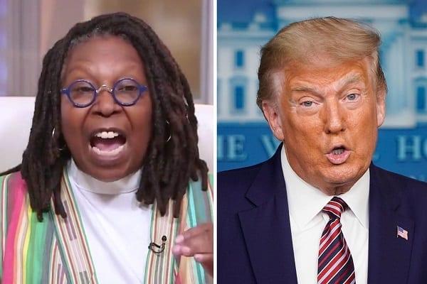 « Je n'ai jamais vu un président qui ne se souciait pas de savoir si les gens vivent ou meurent » : Whoopi Goldberg tacle Donald Trump