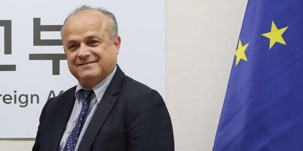 Jean-Christophe Belliard, ambassadeur de France à Abidjan: son message à la communauté française en Côte d'Ivoire