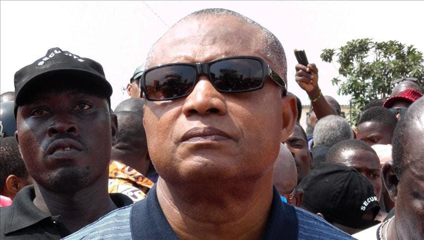 Togo: Jean Pierre Fabre avoue la réception des 30 millions d'Alassane Ouattara