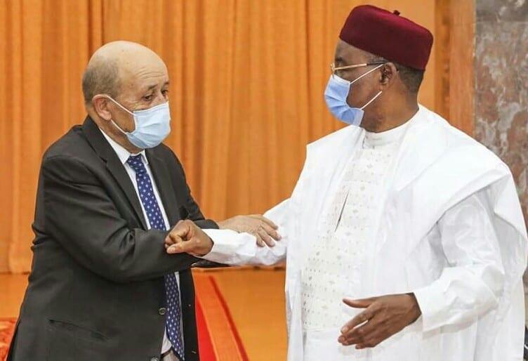 Jean-Yves le Drian : «l'élection au Niger sera une référence pour l'Afrique»