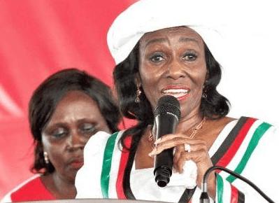 Qui est en réalité Nana Konadu Agyeman Rawlings la veuve de JJ Rawlings ?