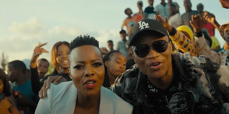 «Jerusalema», meilleur morceau africain aux MTV Europe Awards