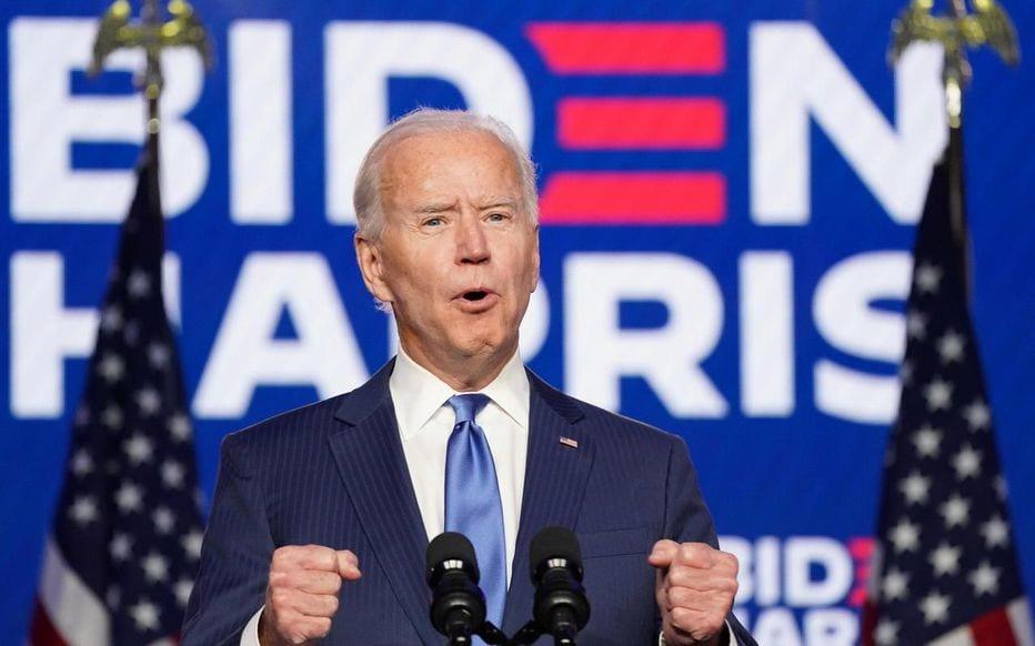 Joe Biden :»Nous allons gagner les élections présidentielles»