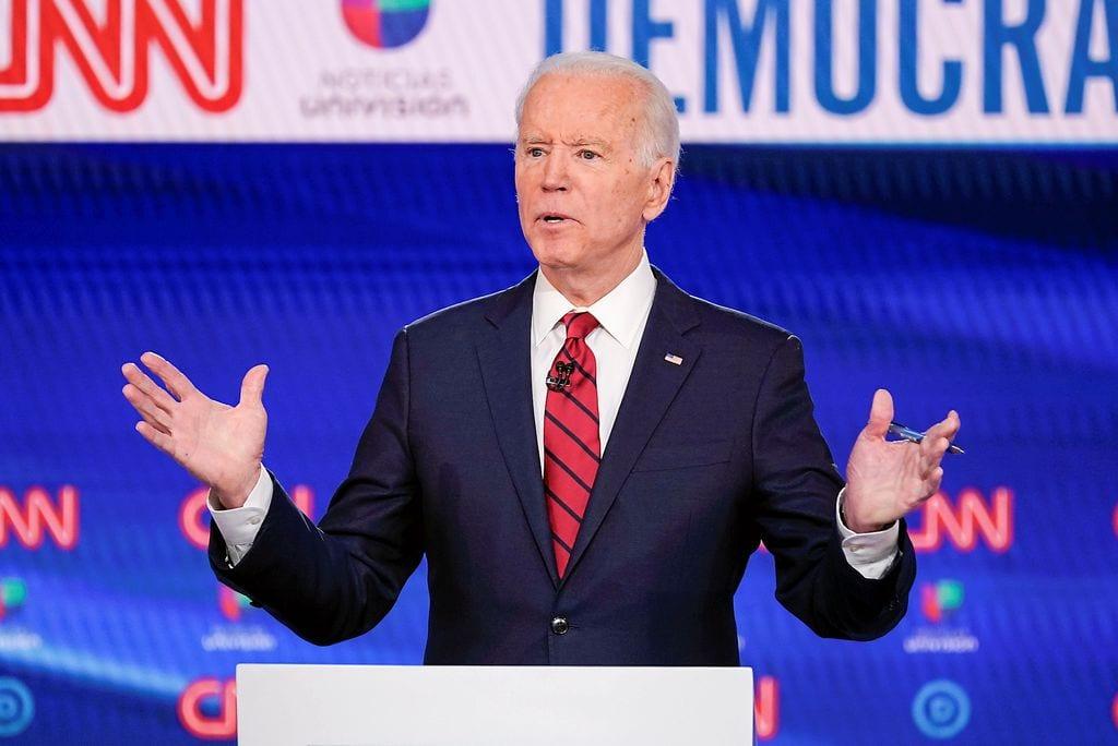 Joe Biden lors de la présidentielle américaine : « Les chiffres nous disent que c'est une histoire claire et convaincante «