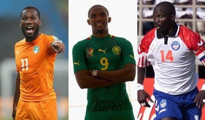 Joueur du siècle : Eto'o, Drogba et Weah oubliés, un seul Africain nominé !