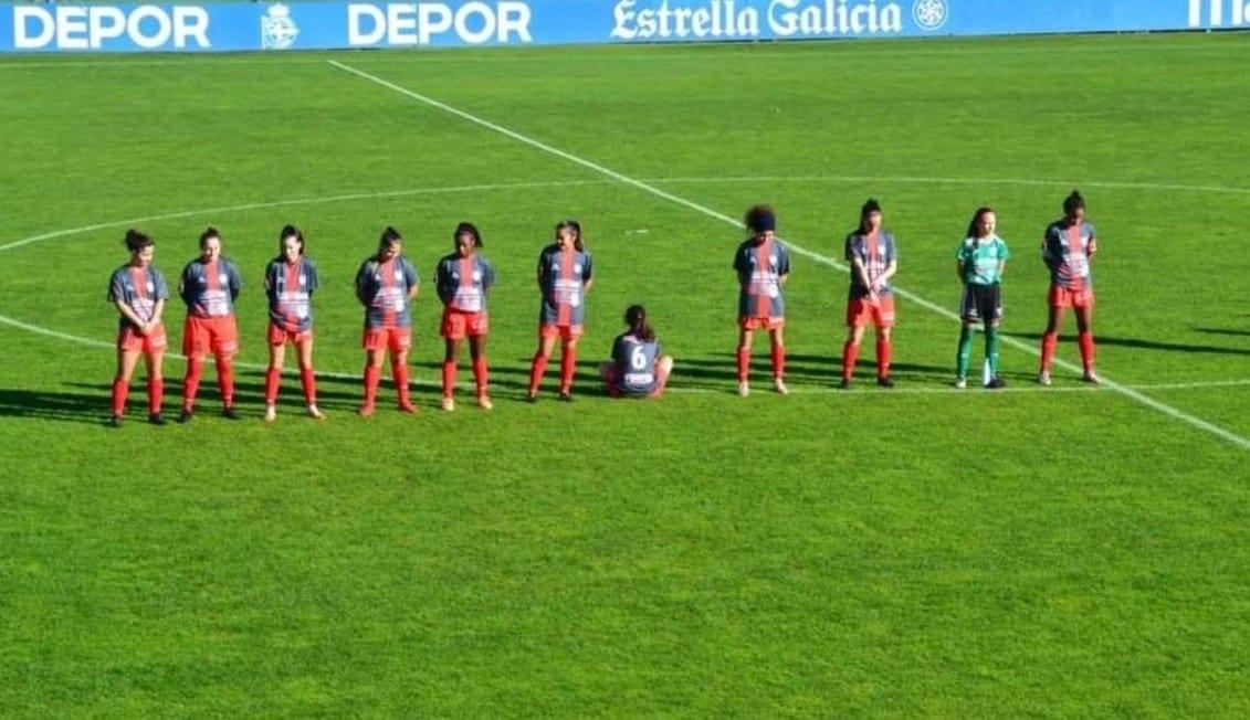 Une joueuse espagnole refuse de rendre hommage à Maradona