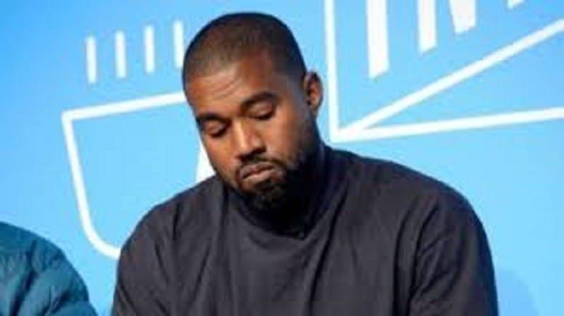 Kanye West: » j'ai voté pour une personne de confiance »