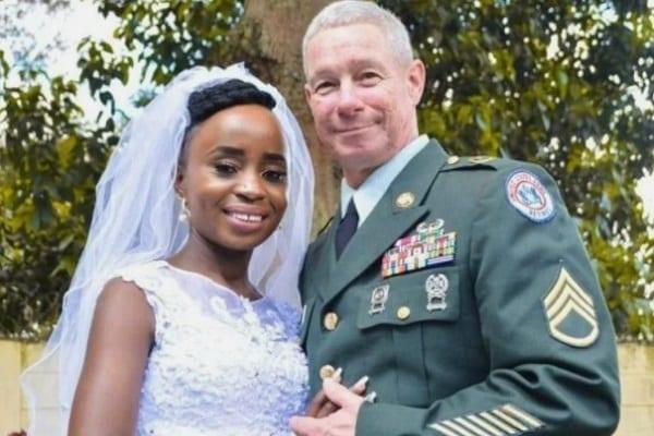 Une Kényane se marie avec un Américain grâce à une publication sur Facebook