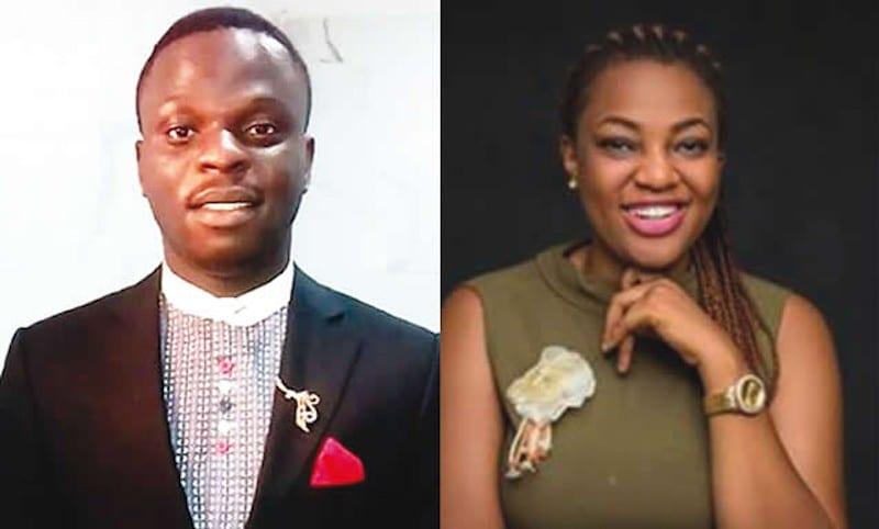 LA SEXTAPE D'UN CÉLÈBRE PASTEUR NIGÉRIAN DIVULGUÉE, LA GO TÉMOIGNE EN LARMES À LA BBC (VIDÉO)