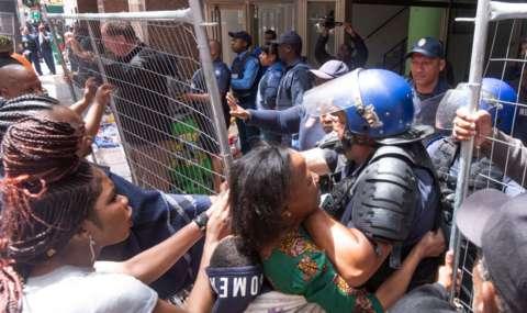 L'Afrique du Sud va expulser les migrants africains