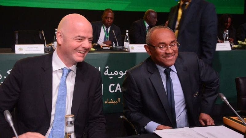 La FIFA bannit Ahmad Ahmad de toute activité footballistique pour 5 ans