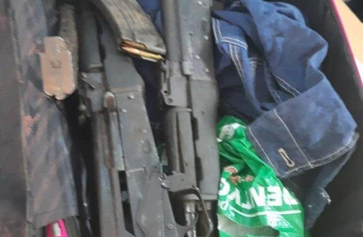 Coup de tonnerre: La Police saisit des armes de guerre  en côte d'ivoire