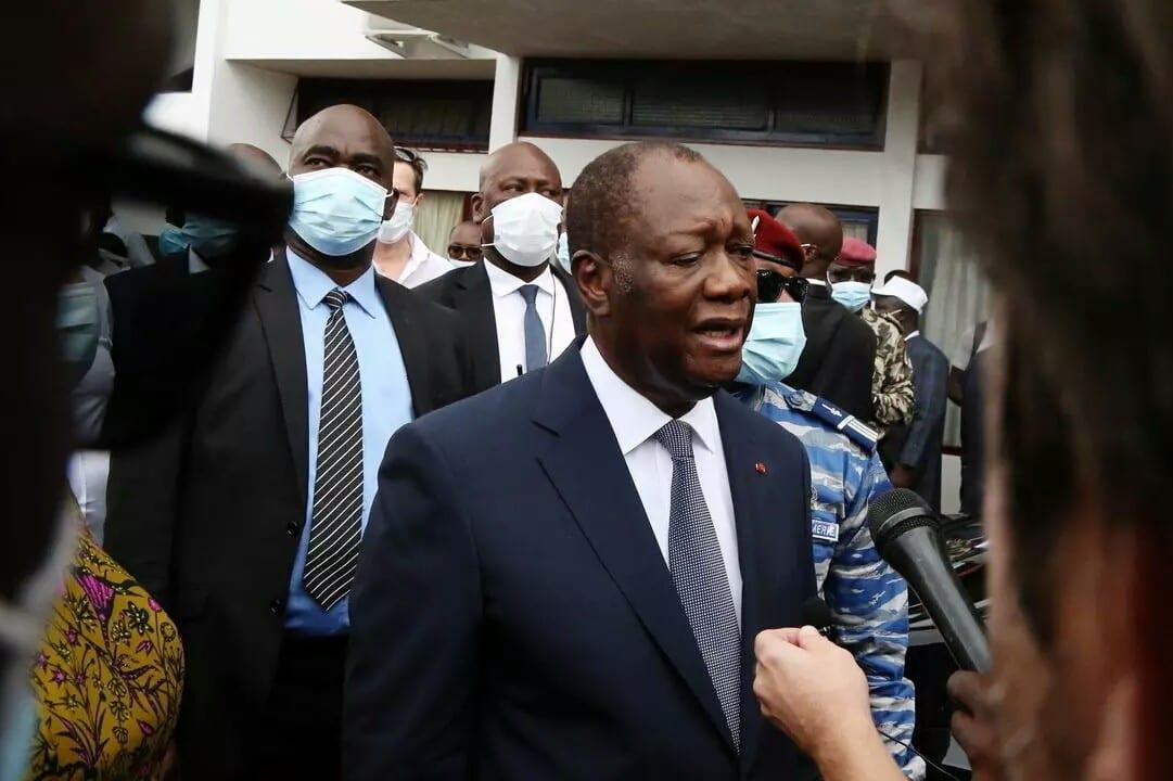 «Laurent Gbagbo n'a pas été élu c'est un président illégitime» affirmait Alassane Ouattara
