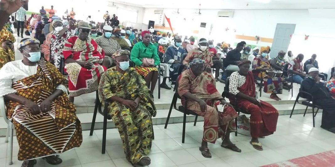 Le préfet exhorte les communautés de Sakassou à traduire l'accalmie en paix durable