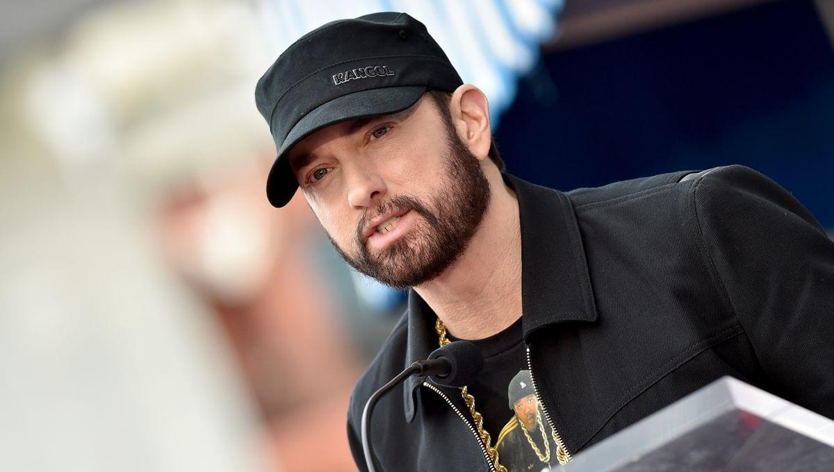 Le rappeur américain Eminem bat un nouveau record incroyable