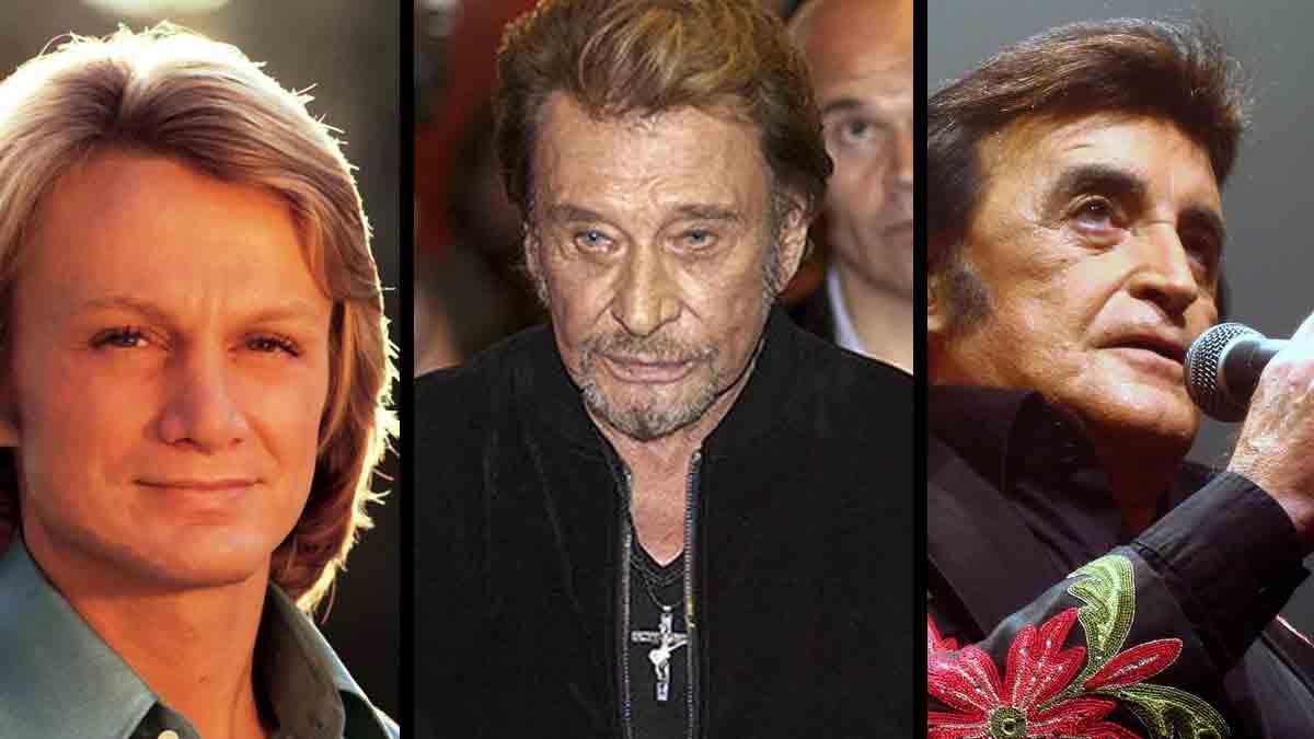 Les coulisses du conflit de Johnny Hallyday avec Claude François et Dick Rivers enfin révélées