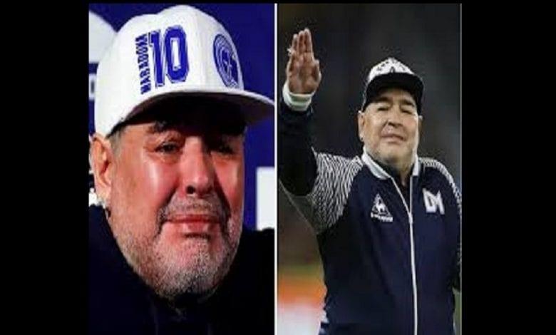 Les derniers mots de Diego Maradona avant sa mort révélés