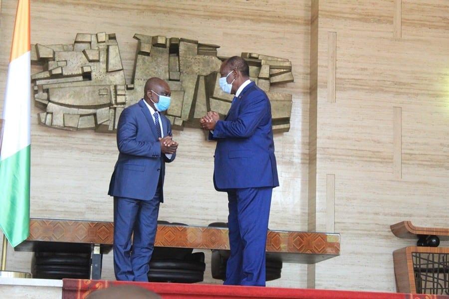 Les dessous de la rencontre KKB et Ouattara