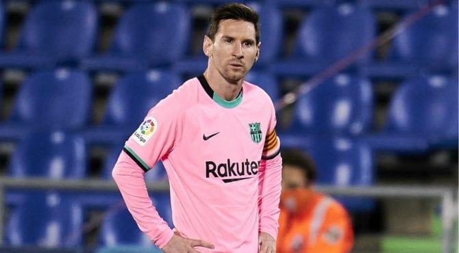 FC Barcelone/ Quique Setién : «Lionel Messi est difficile à gérer»