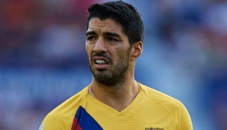 Luis Suarez testé positif au Covid-19 pour la deuxième fois