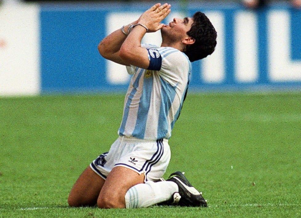 Décès de Diego Maradona : le message touchant de Ronaldinho
