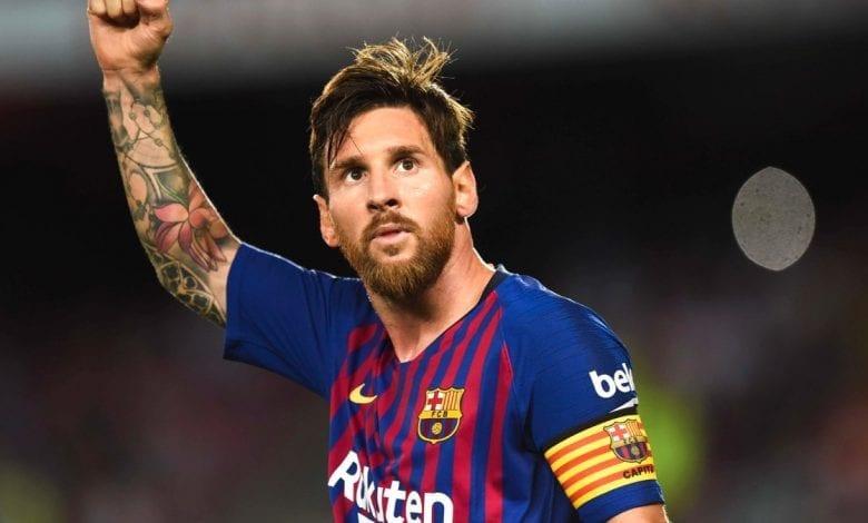 Manchester City veut retenter sa chance avec le dossier Lionel Messi
