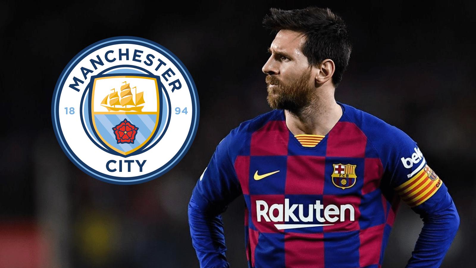 Manchester City : le club ne veut plus de Lionel Messi
