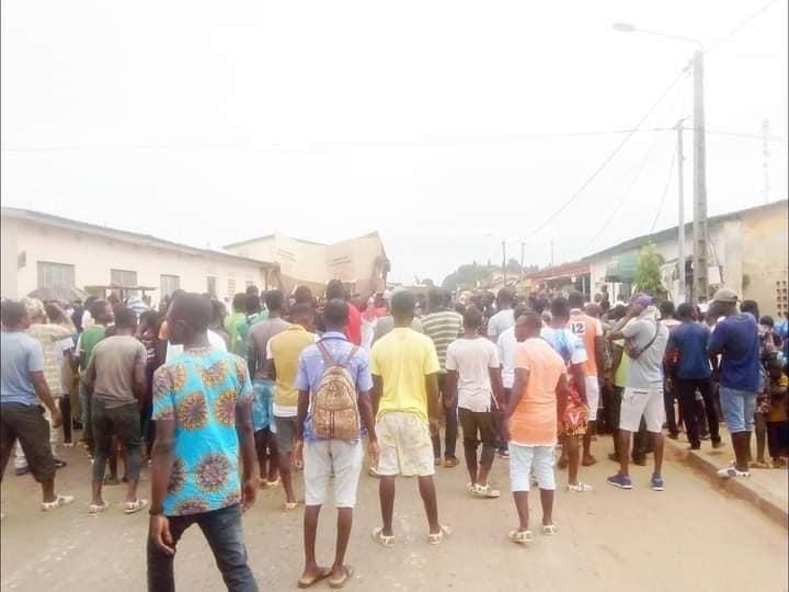 Manifestation de l'Opposition : la tension monte en côte d'ivoire ce 9 novembre 2020