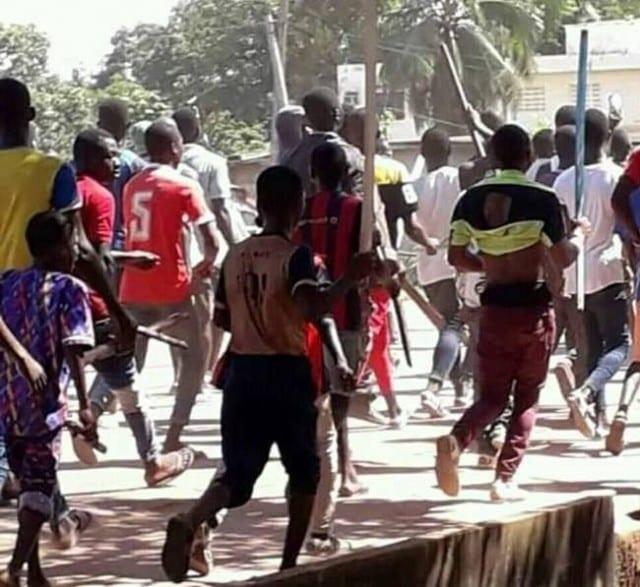 Manifestations en Guinée : 46 morts et des centaines de blessés