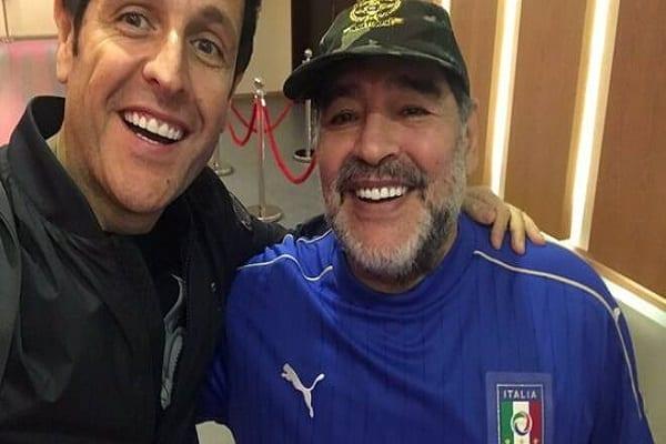« Maradona ne voulait plus vivre à cause de problèmes familiaux », son manager fait des révélations