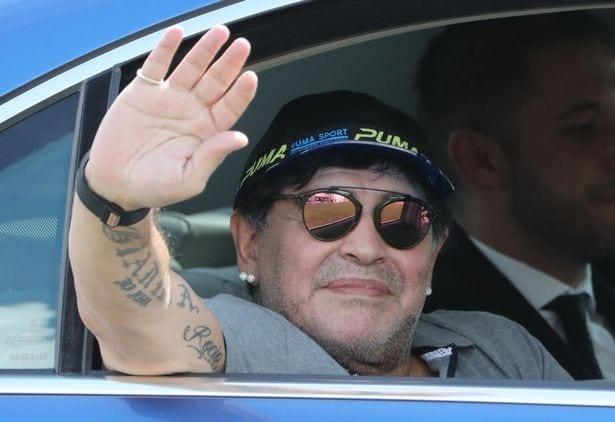 Maradona: voici les derniers mots du joueur