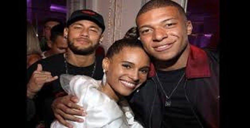 PSG: Mbappé en couple avec l'ex-petite amie de Neymar