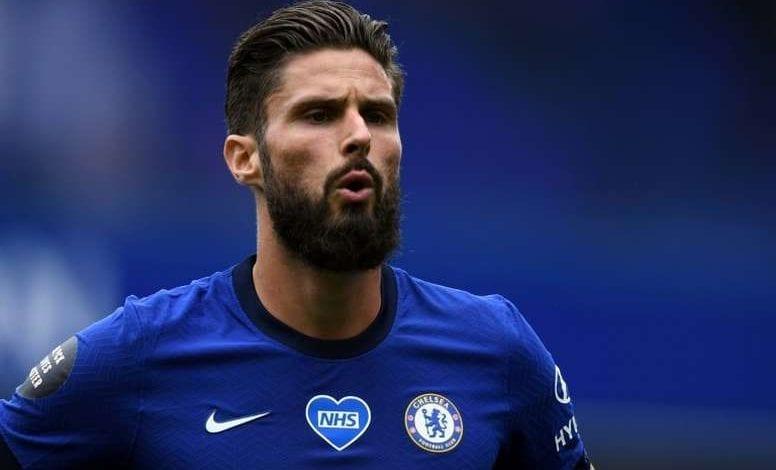 Mercato : Giroud envisage de quitter Chelsea en janvier