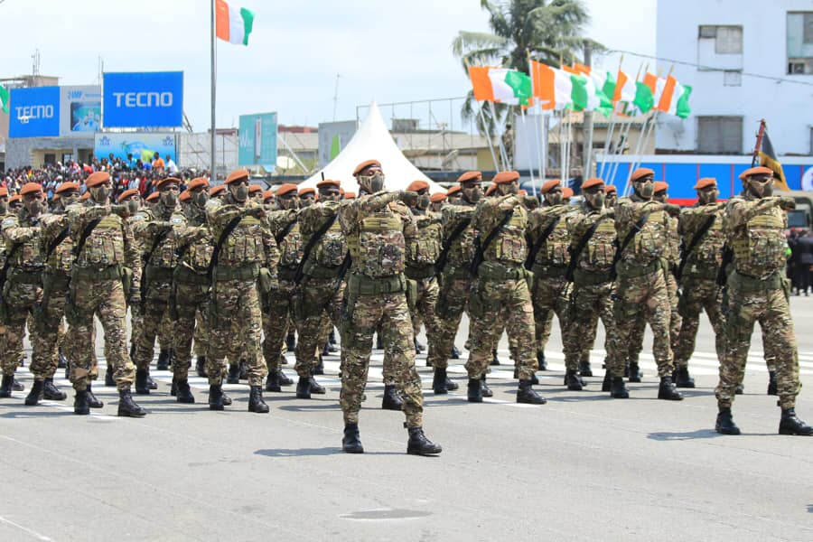 Message du Prof Balou Bi aux forces de défense ivoiriens : « vous devez vous mettre résolument du côté du peuple »