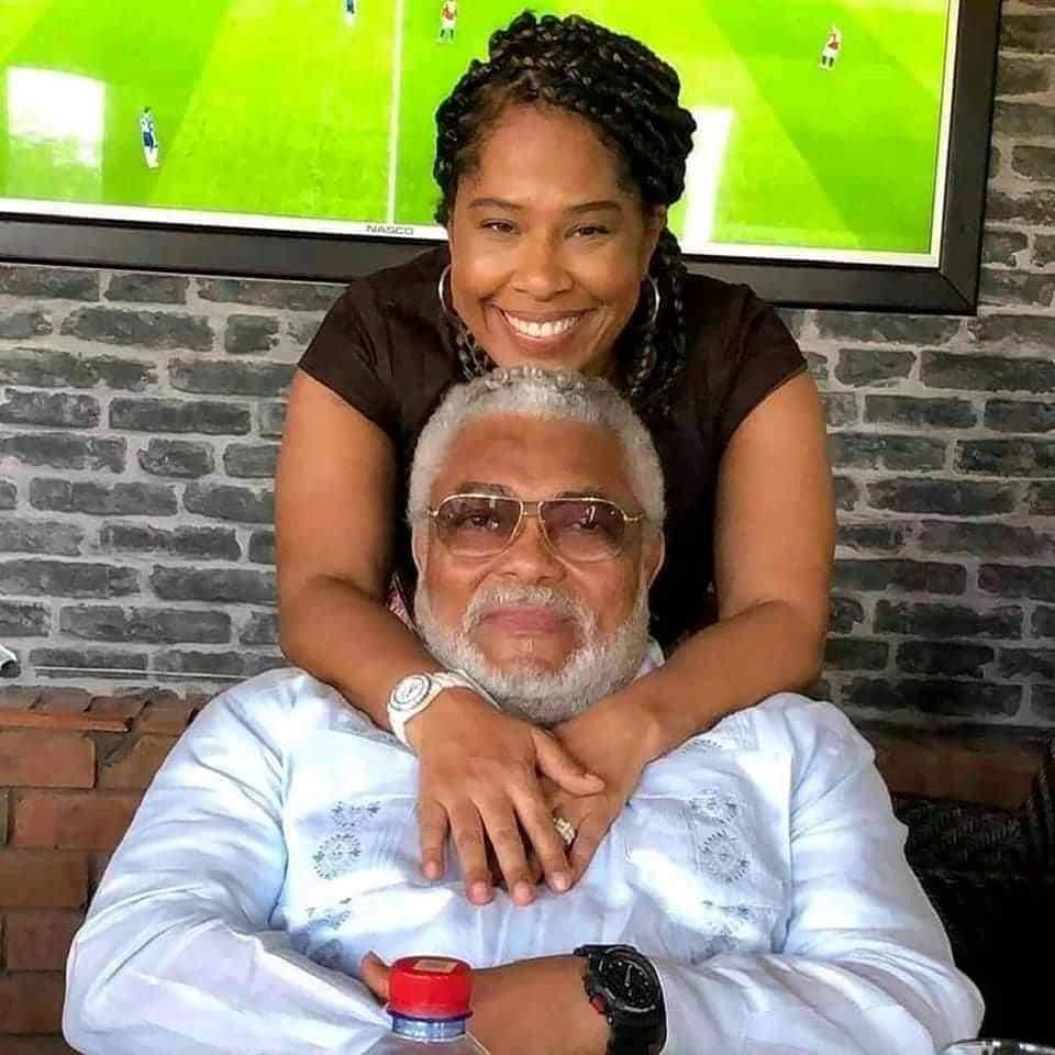 Nathalie Yamb était-elle la femme cachée de Jerry Rawlings ?