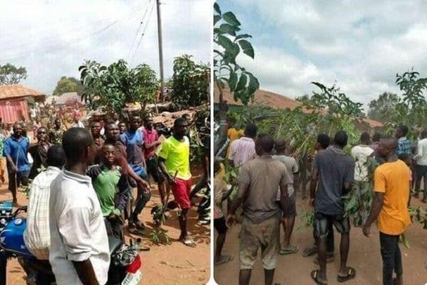 Nigeria : des jeunes en colère protestent contre la mystérieuse « disparition des pénis » dans la communauté