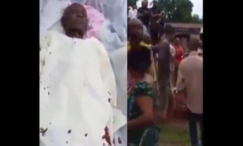 Nigeria/étrange : un mort « respire » un an après l'exhumation de son cadavre (vidéo)