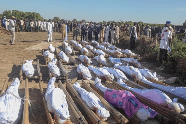 Nigeria : plus de 43 agriculteurs décapités par Boko Haram