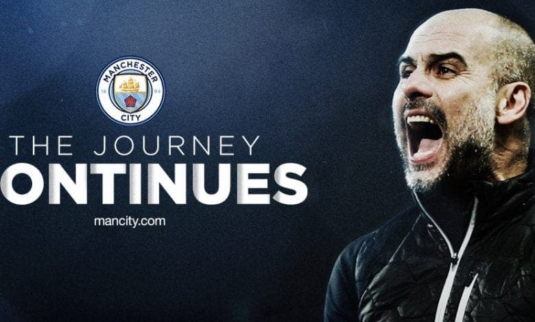 Officiel : Pep Guardiola prolonge son contrat avec Manchester City !