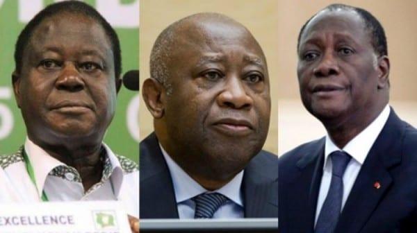 Ouattara et Bédié ont un Conseiller politique sûr : Gbagbo