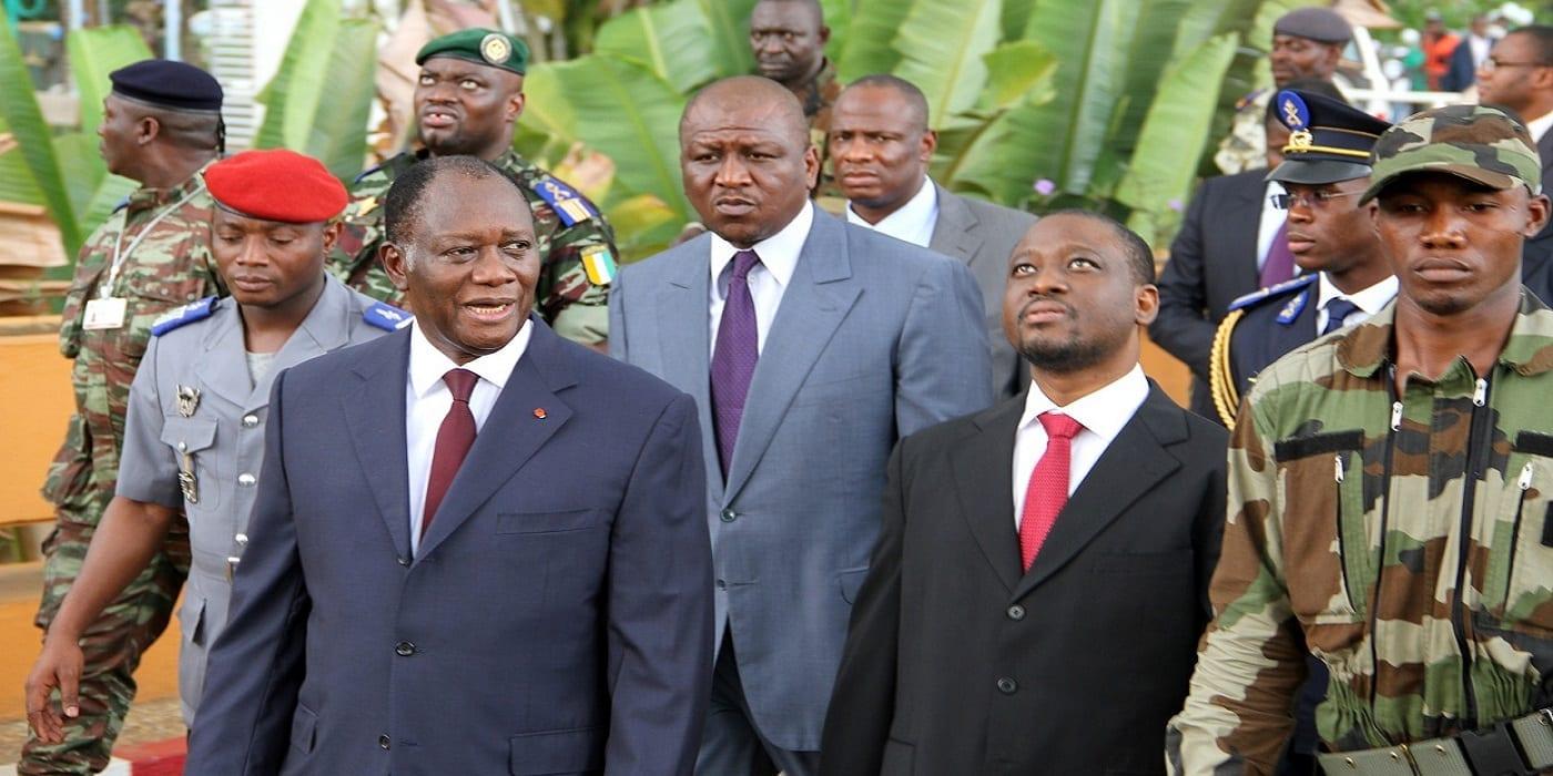 """Ouattara sur le CNT et les """"bruits"""" de Soro: """"Tous ceux qui se font des idées sur une transition, peuvent rêver. Il n'y aura pas de transition en Côte d'Ivoire"""""""