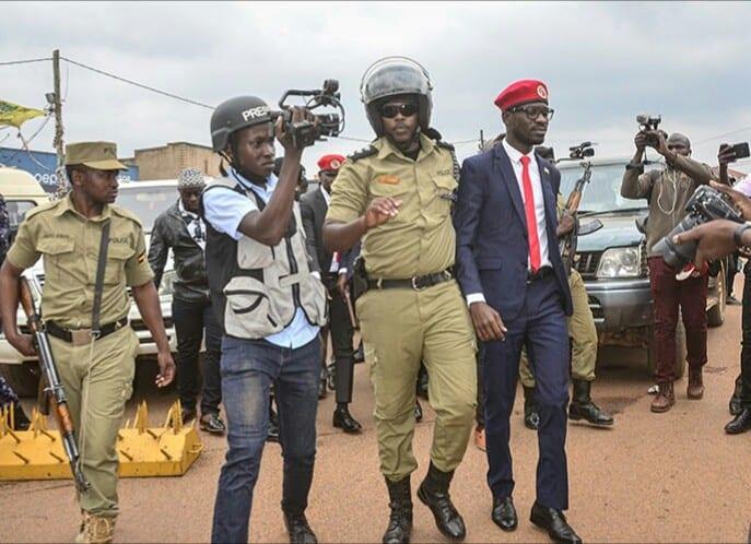 Ouganda : un opposant arrêté en pleine campagne présidentielle