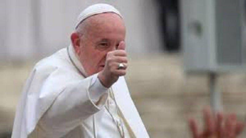 Instagram: le Pape François like une photo s3xy
