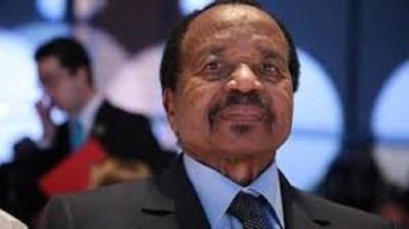 Cameroun : le président Paul Biya en deuil