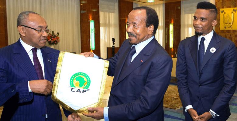 Paul Biya refuse la candidature de Samuel Eto'o a l'élection de la présidence de la CAF
