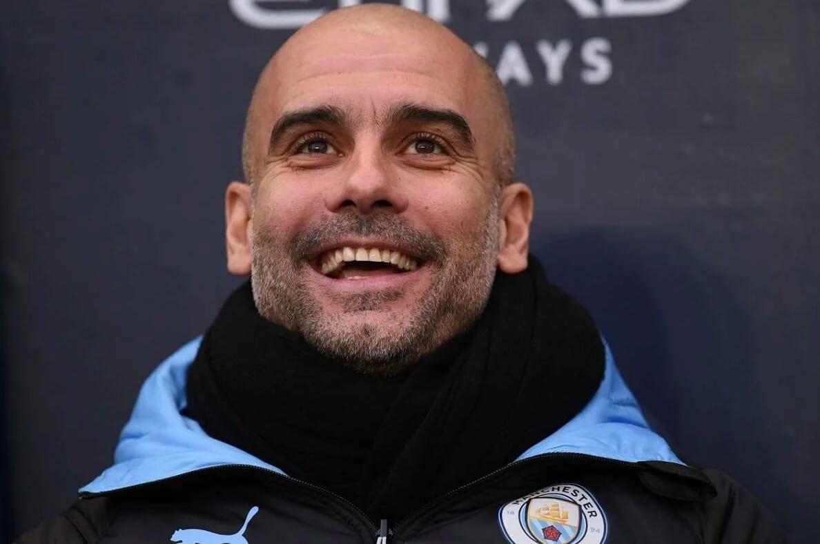 Pep Guardiola ne veut pas quitter Manchester City