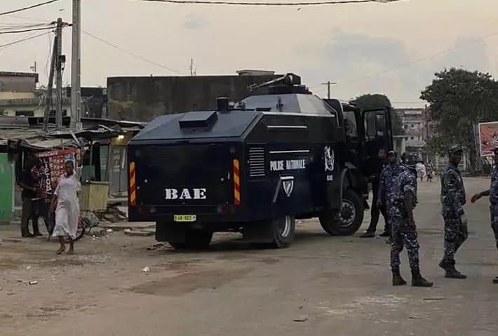 Yamoussoukro : 8 élèves du CAFOP enlevés par des Forces de l'ordre