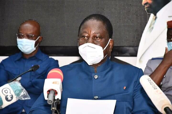 Politique : Incroyable coup de tonnerre en Côte d'Ivoire