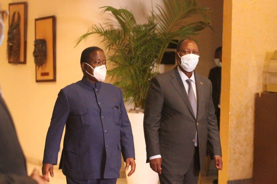 Pourquoi Ouattara cède à la négociation maintenant ?
